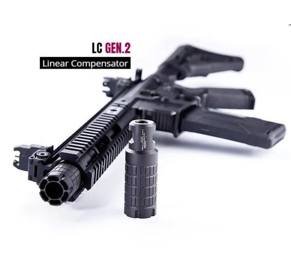 HERA-Arms Mündungsbremse 1/2x28 TPI
