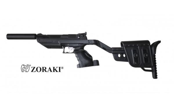 ZORAKI Pistole HP01 Schalldämpfer-Set