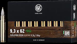 RWS 8x57IRS EVO Green bleifrei