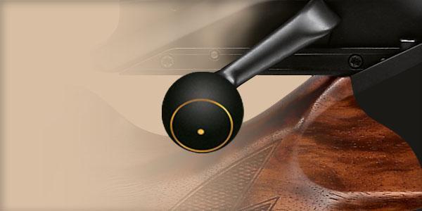 BLASER Option: Kammergriffkugel Stahl