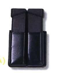 SICKINGER 9mm einreihig doppelt schwarz