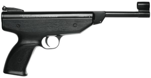 WEIHRAUCH Pistole HW70 schwarz