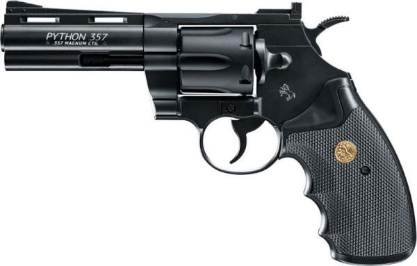 COLT Revolver Python 4''