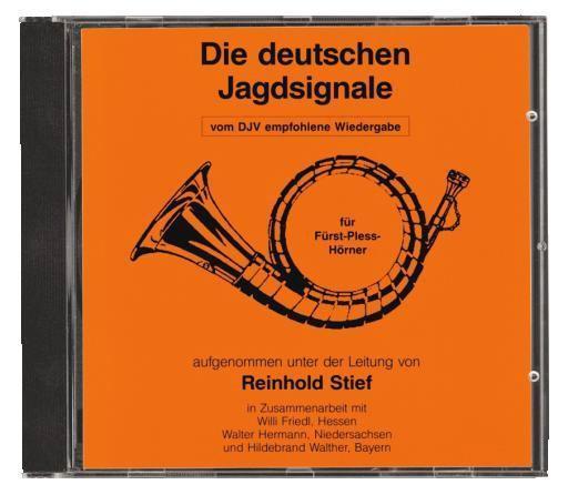 Diverse CD Die dtsch. Jagdsignale