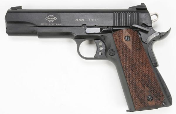 GermanSportGuns Mod. 1911 Standard Wood