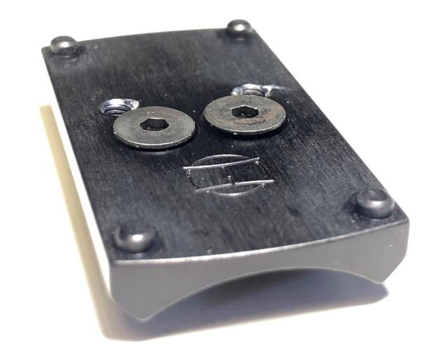 HENNEBERGER Montage Systeme Montageplatte Docter Sight