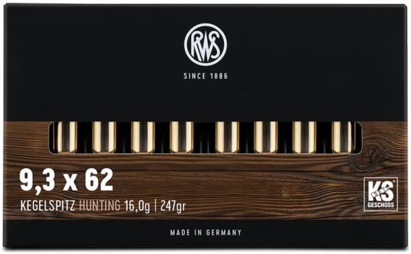 RWS 9,3x62 KS