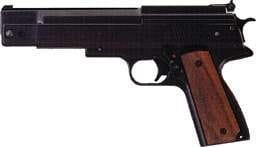 WEIHRAUCH Pistole HW45