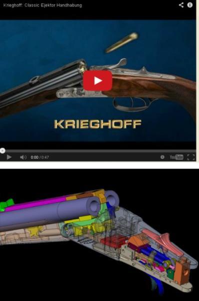 KRIEGHOFF Option: Ejektoren IES