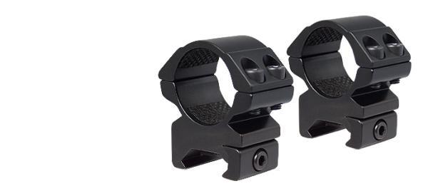 HAWKE Optics Klemmringe 30mm Weaverstyle
