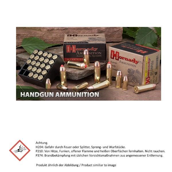 HORNADY .45 ACP JHP-XTP 200 grs