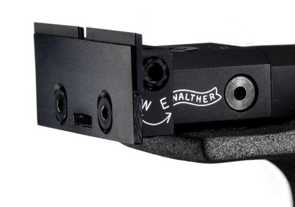 WALTHER f. Walther SSP verstellbar