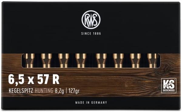 RWS 6,5x57R KS