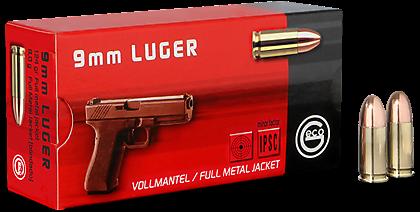 GECO 9mm Luger VM 124grs