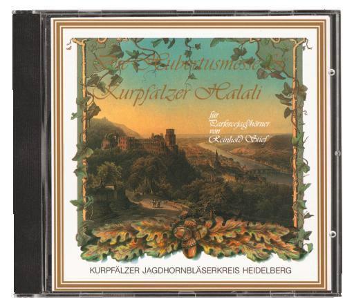 Diverse CD Hubertusmesse und