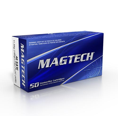 MAGTECH .40 S&W VM 180 grs #40B