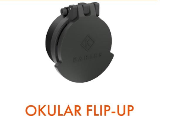 KAHLES Okular-Deckel 46mm Flip up