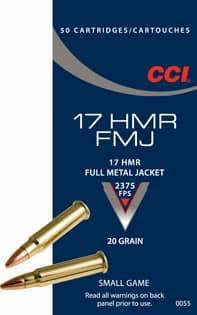 CCI .17 HMR VM (#0055)