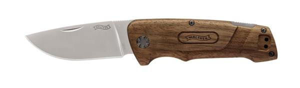 WALTHER Blue Wood Knife BWK2