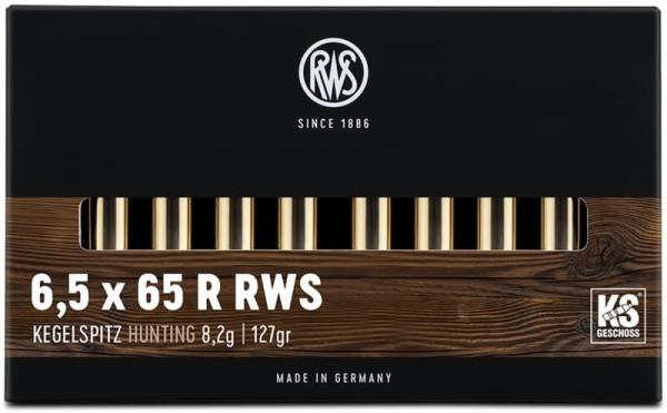 RWS 6,5x65R RWS KS