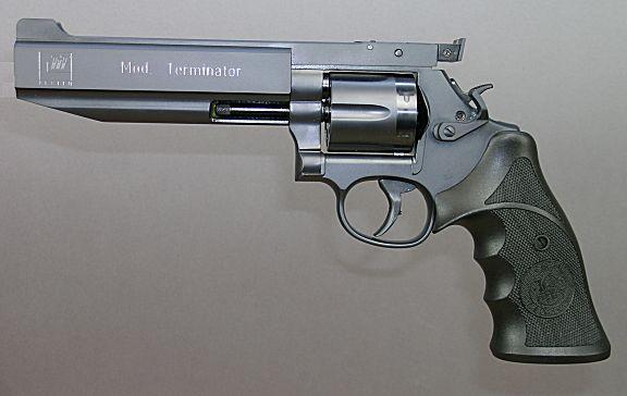 T'n T Triebel Mod. Terminator-S&W K-Rahmen
