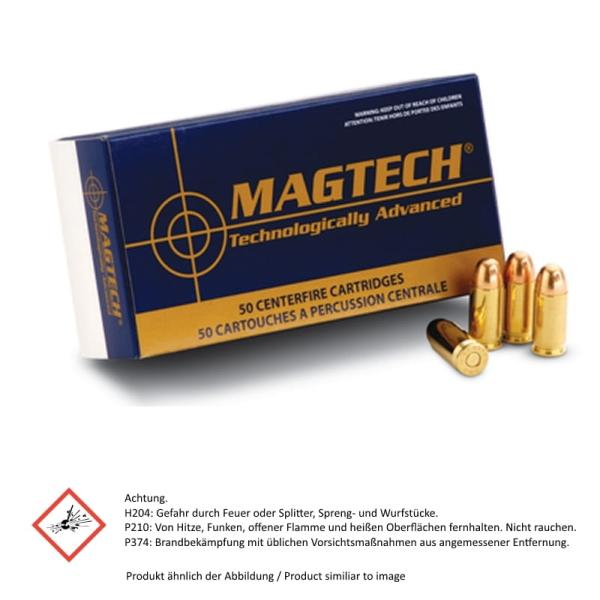MAGTECH .38 Special BFK 158 grs