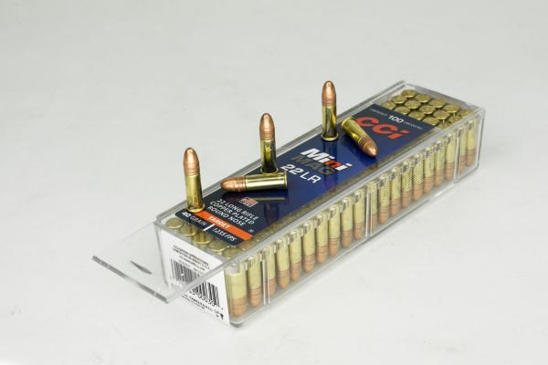 CCI .22 lr MiniMag HV 40 grs
