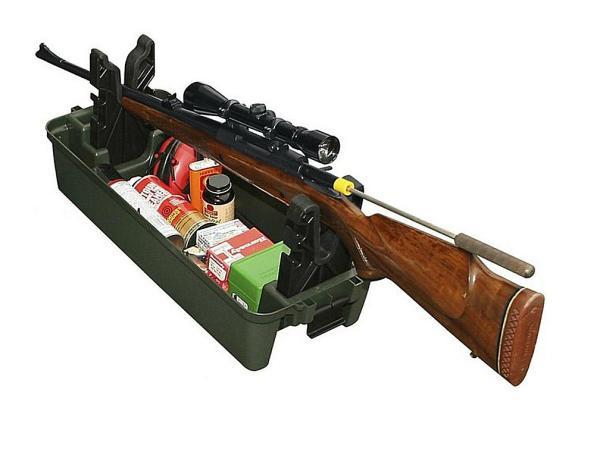 MTM Shooting RangeBox -grün