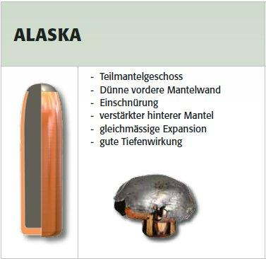 NORMA 6,5mm/264-156-ALASKA