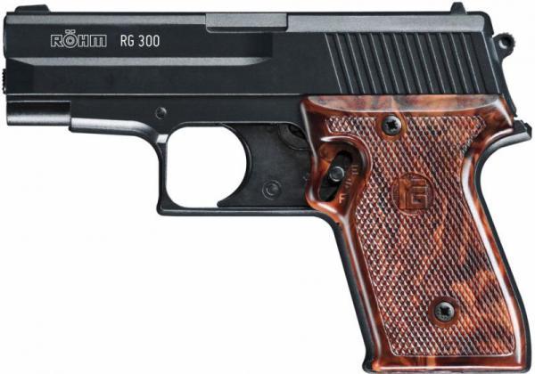 RÖHM RG 300 schwarz