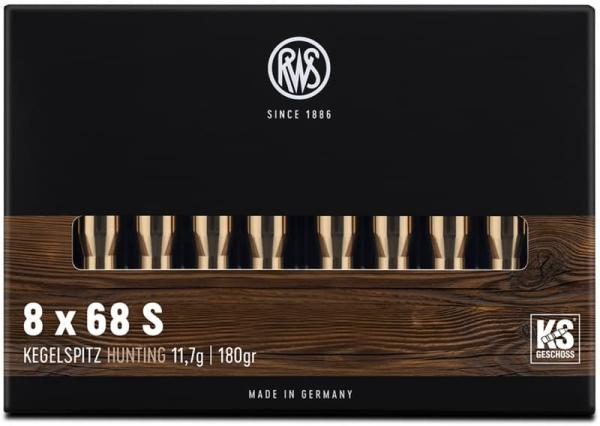 RWS 8x68S KS