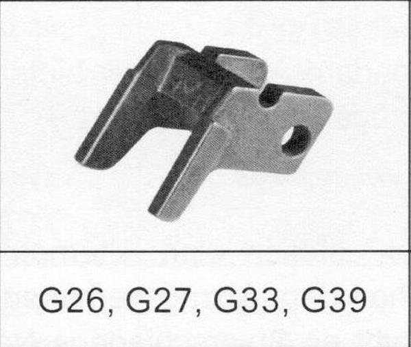 GLOCK Verriegelungsblock #22 Gen3+4