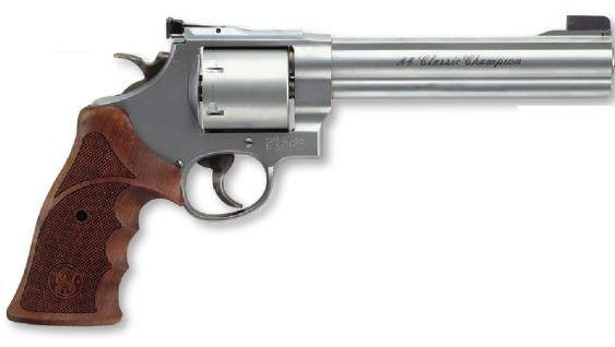 SMITH & WESSON Mod. 629 -6,5' ClassicChampion