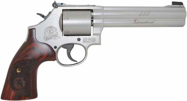SMITH & WESSON Mod. 686 -6' International