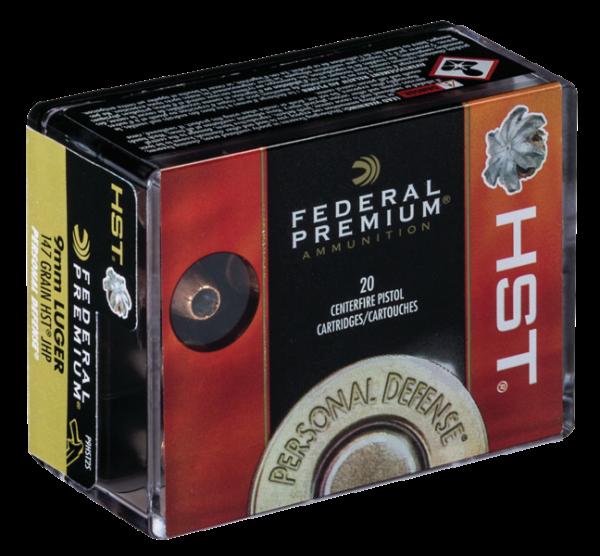 FEDERAL 9mm Luger HST2