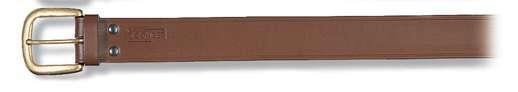 SICKINGER Holster Belt 4cm braun