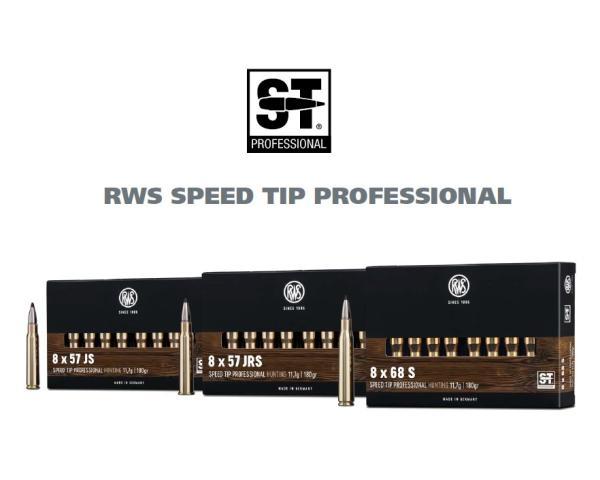 RWS 8x57IS ST Speed Tip Pro