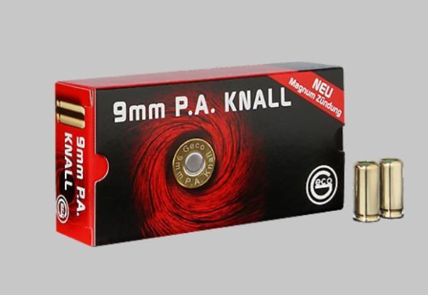 GECO Kal. 9mm P.A.(K)   SONDERPREIS