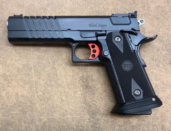 STP by Prommersberger Mod.  Black Major  -5'