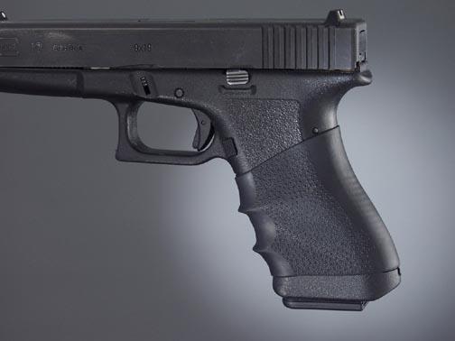 HOGUE Griffüberzug f. große Pistolen