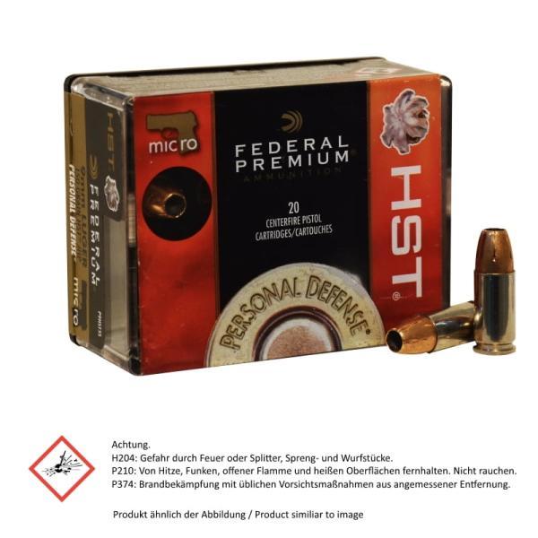 FEDERAL .32 H&R Magnum LSWC 98GR