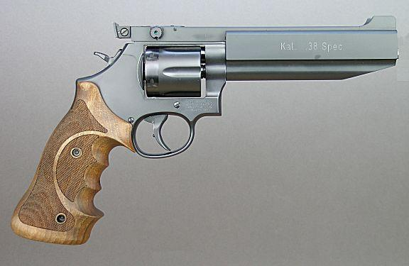 T'n T Triebel Mod. Terminator-S&W L-Rahmen
