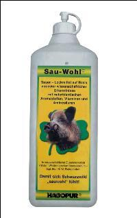 Diverse Sauenlockmittel Sau-Wohl