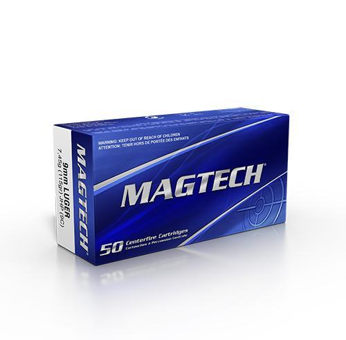 MAGTECH 9mm Luger JHP 115 grs #9C