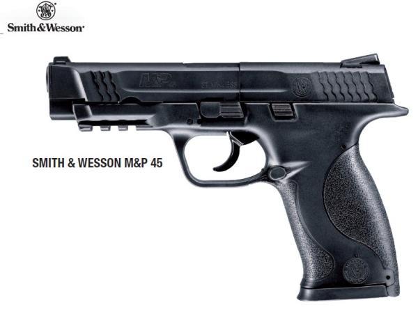 SMITH & WESSON Pistole M&P 45