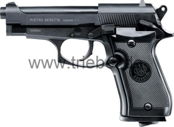 BERETTA Pistole M84 FS black
