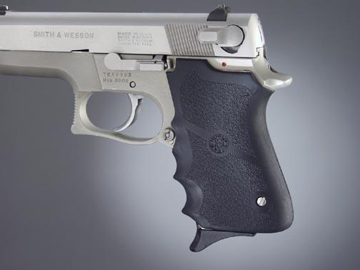 HOGUE f. S&W 9mm zweireihig Compact