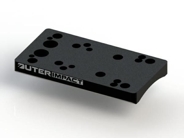 VORTEX Montageplatte Multi