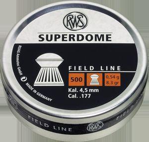 RWS Kal. 4,5 mm SUPERDOME