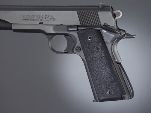 HOGUE f. Colt 1911 mit Palm Swell